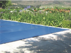 Solid Safety Cover 1 - Pool Cover-up to Save Energy