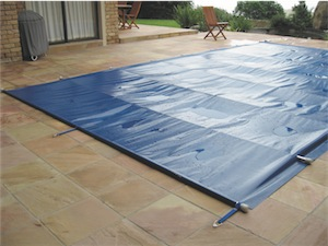 Solid safety cover - Keep Your Pool Covered