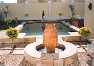 Stone pool surround 4 - Choose a Pool Surround with Style