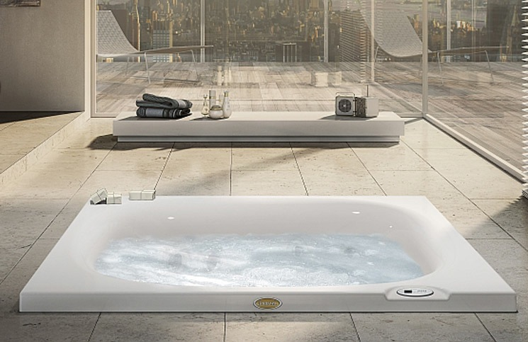 Jacuzzis hot tub indoor