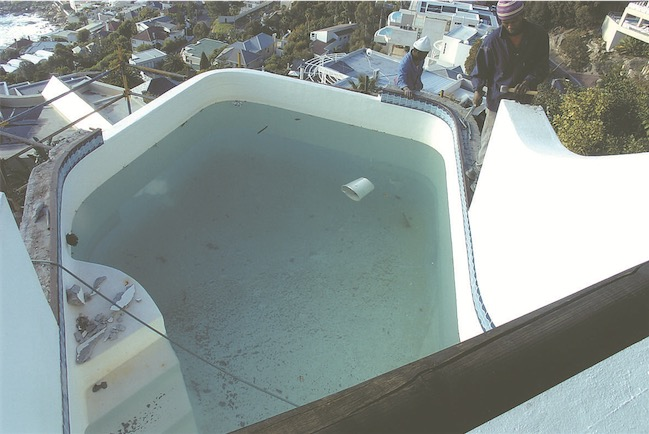 Double story pool 02 S - Swimming Pools With Strong Views